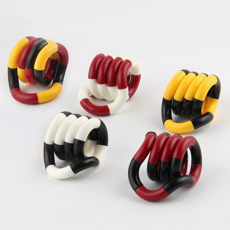 Toy Decompression-Toy Twist Stress Fidget Kids Colorful Adult Child 1pc for Play Perfect img4