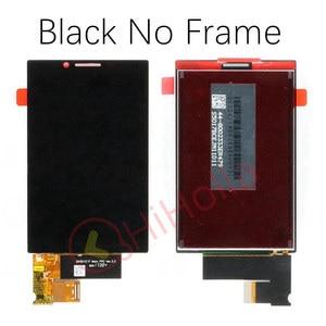 Image 4 - لبلاك بيري مفتاح 2 شاشة الكريستال السائل محول الأرقام بشاشة تعمل بلمس لبلاك بيري Key2 LCD Keyone 2 KeyTwo الشاشة مع استبدال الإطار