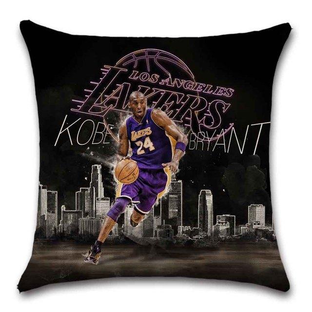 Basketball Legend Cushion Cover 8