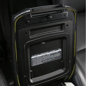 Image 4 - Voor Toyota Land Cruiser Prado 150 2010 2011 2012 2013 2014 2015 2016 2017 2018 2019 Lederen Cover Van Midden leuning Doos