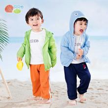 Bornbay Baby Boy Sun Protection Jacke sunscreen summer clothes Baby Coat Outerwear kids thin outerwear long sleeve solid coats cheap Casual Sets 202S2369 Boys Fits true to size take your normal size Children