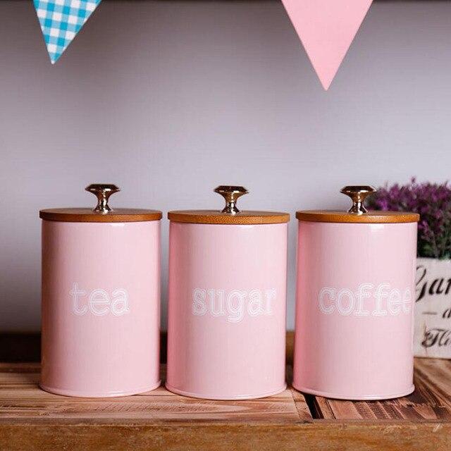 idrop Kitchen Jar Set SPICE /& SEASONING for food sugar pepper powder container