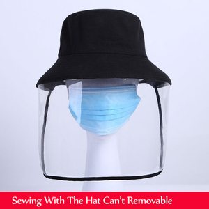 Image 3 - NEW safety anti dust mask cover hat anti flue spittle anti dust cover full face eyes protection cap