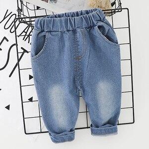 Image 5 - Ropa para bebés y niños niñas vestido con capucha superior + Jeans moda 2 uds. Ropa para niños gato ropa para niños conjunto naranja impresa
