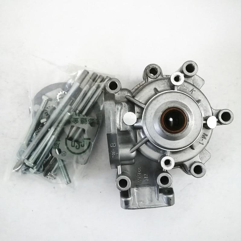 Crankcase Motor Housing Generic Moped For MBK 50 51 AV10 / Arp 621101B/621102B New