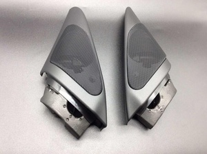 Оригинальный 1 шт. для BMW Z4 E89 Дверь А-столб твитер Рупорная крышка Треугольная рама 51337238717 51337238718 динамик