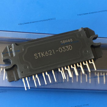2PCS/LOT STK621-033D STK621-033A STK621-033N  STK621-033C FREE SHIPPING NEW AND ORIGINAL MODULE - discount item  13% OFF Electrical Equipment & Supplies