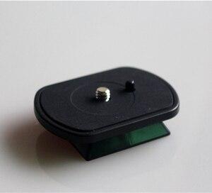 Image 5 - Velbon QB 46 لوحة الإفراج السريع ل EX 430/440/444/530/540/630/640 ، FHD 53D إكس سلسلة حوامل