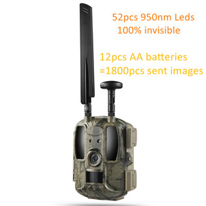 Image 5 - Balever LTE WCDMA GSM Wireless 2G 3G 4G Hunting Trail Cameras IP66 No Flash MMS Email FTP and APP