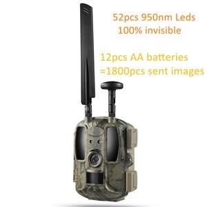 Image 5 - Balever lte wcdma gsmワイヤレス2グラム3グラム4グラム狩猟トレイルカメラIP66なしフラッシュmms電子メール、ftpとアプリ