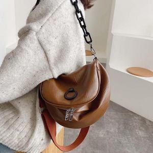 Image 2 - DIINOVIVO torebki Retro torebki damskie markowa skóra ekologiczna szeroki pasek torby na ramię Crossbody dla nastoletnie dziewczyny Tote Saddle WHDV1407
