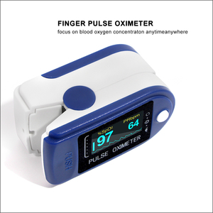 Image 5 - RZ Portable Finger Oximeter Fingertip PulseOximeter Medical Equipment With OLED Display Heart Rate Spo2 PR Pulse Oximeters