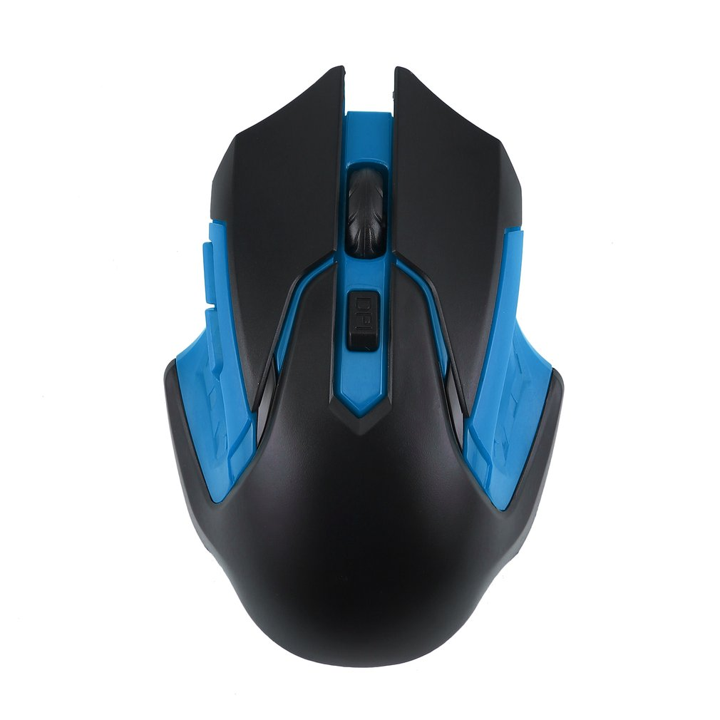 Optical Gaming Mouse Mice 2.4GHz Wireless Mouse Gamer Silent Wireless Mouse Mute Button Gaming Mause Hot Promotion