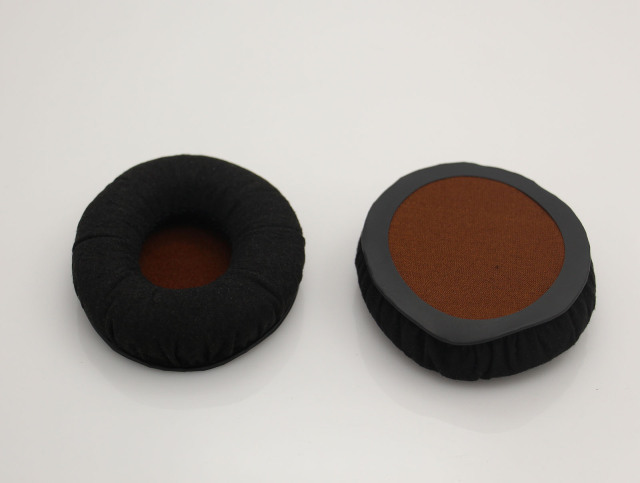 Replacement Ear Pads Cushion For Sennheiser Momentum On-Ear Headphone Velvet and Memory Foam Standard Sponge