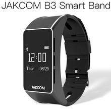 Reloj inteligente JAKCOM B3 compatible con gel polish gtr hombres 5 versión global reloj gt2 2g fit 4 10 pro(China)