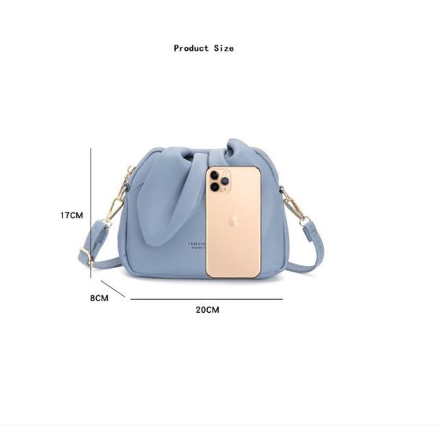 Luxury  Rabbit Ears Crossbody Bag 3