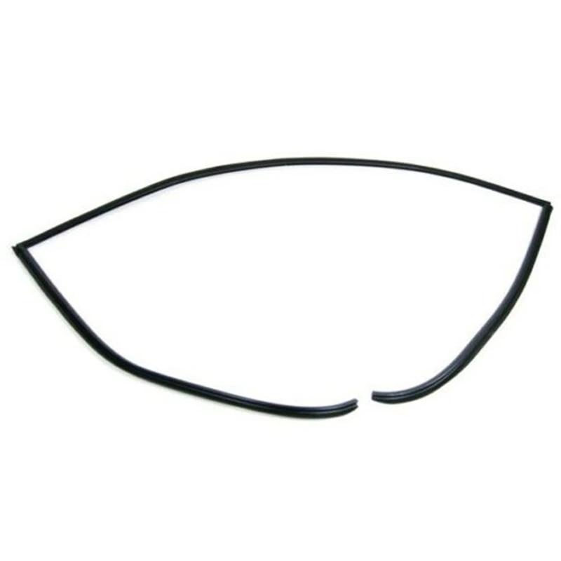 Moligh doll Rear Windshield Upper Moulding Seal 51317027916 for E60 5-Series 525I 530I 528I
