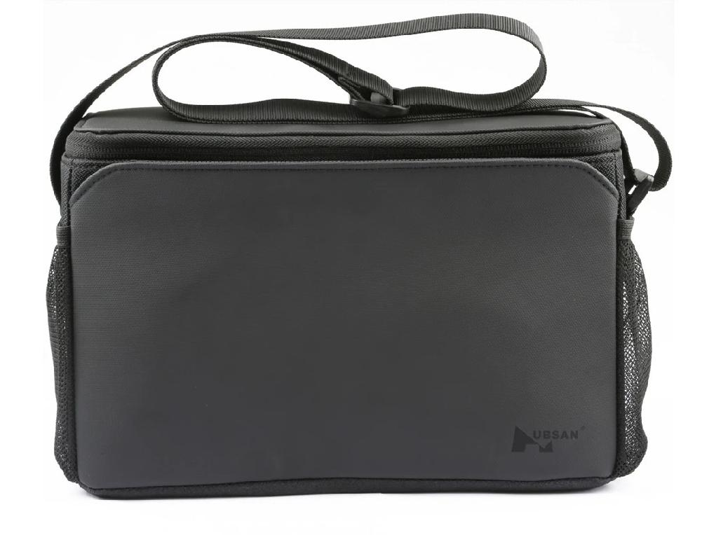 RCtown Portable Black Carrying Storage Bag Waterproof Case for Hubsan Zino 2 RC Drone Quadcopter Spare Parts