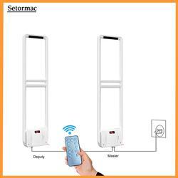 Système d'alarme de sécurité 58kHZ EAS systèmes avec son et lumière APP ajuster 7 son d'alarme