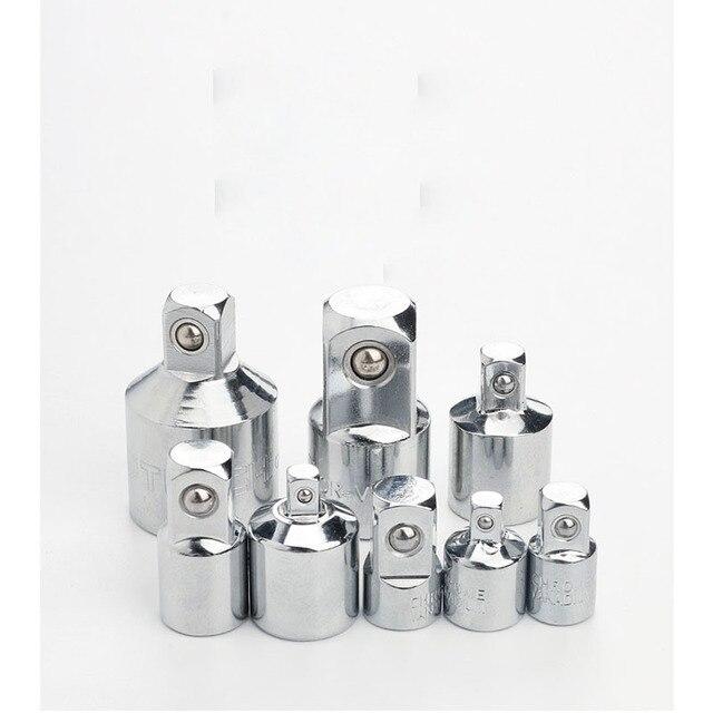 Soket Pengikat Konverter Adaptor Reducer CR-V Steel 2