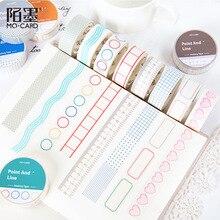 Adhesive-Tape Sticker Label Decoration Diy Scrapbooking Basic-Collection
