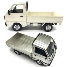 Para wpl d12 fora da estrada carro rc deriva kit de atualização diy 1:10 4wd buggy r/c caminhão