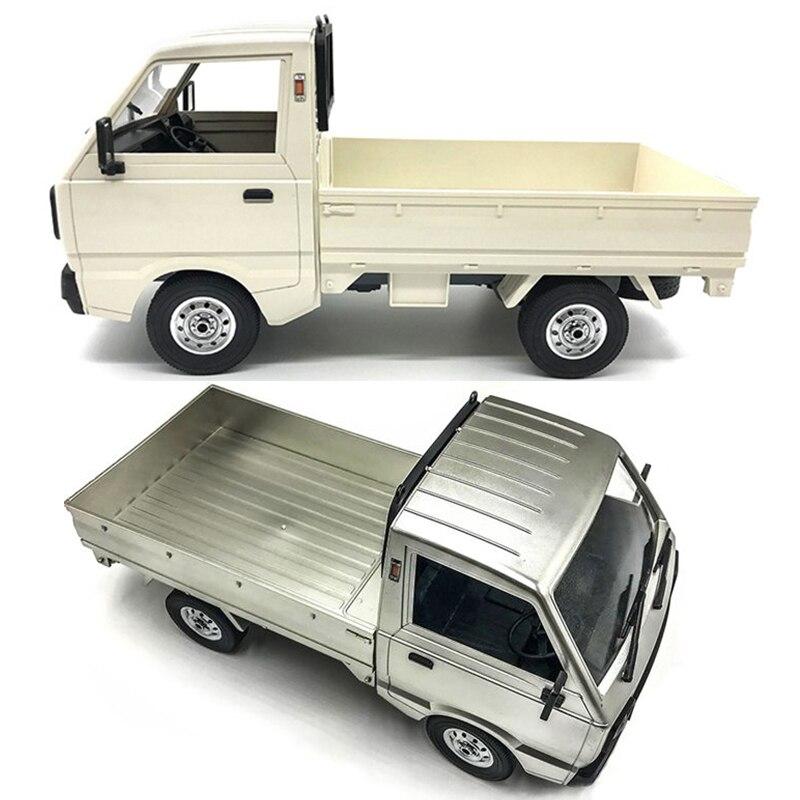 Para wpl d12 fora da estrada carro rc deriva kit de atualização diy 110 4wd buggy r/c caminhão