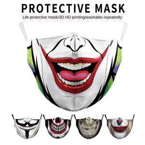 Модная многоразовая защитная маска для рта с фильтром PM2.5, Пылезащитная маска для лица, Ветрозащитная маска для рта, защита от бактерий, маск...