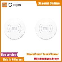 Xiaomi Mijia Smart Touch Sensorสมาร์ทสำหรับตกแต่งบ้านชุดWireless Audio Video Playerการเชื่อมต่อWi Fi APP Control