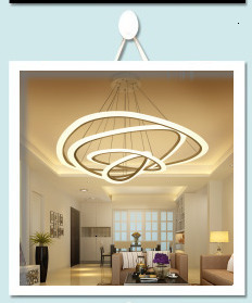 H5da2a4c2515b4558a9c267ab79bd2b39G Surface mounted modern led ceiling lights for living room Bed room light White/Brown plafondlamp home lighting led Ceiling Lamp