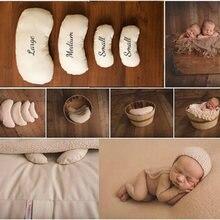 Мини новорожденных заполненная Подушка реквизит для фото аксессуары