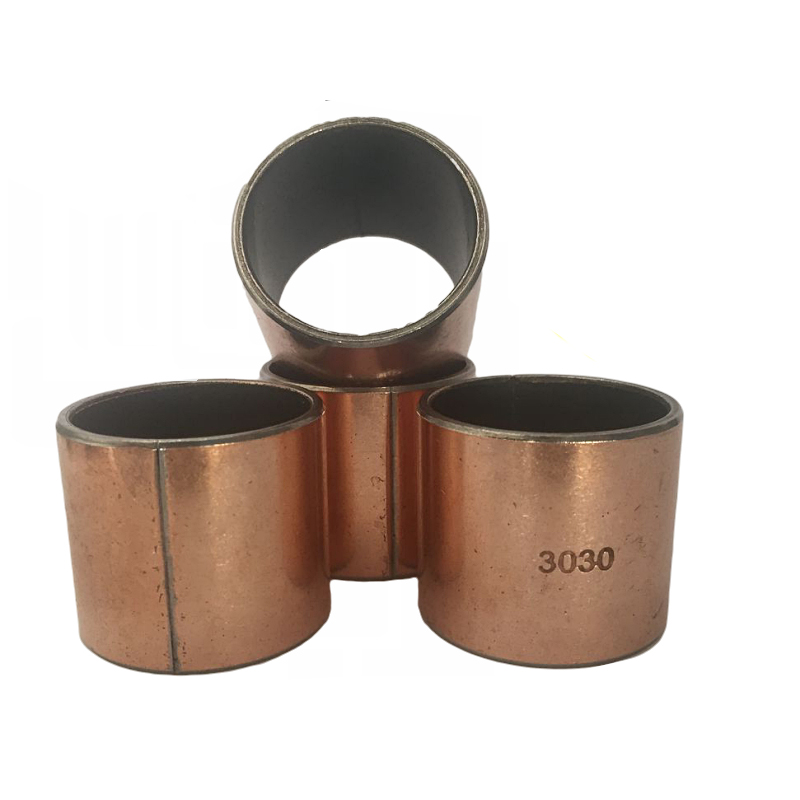 2PCS Inner Diameter 17 18 19 20 22mm SF-1 Self-lubricating Bearing Oilless Bushing Sleeve Heigh 10-40mm