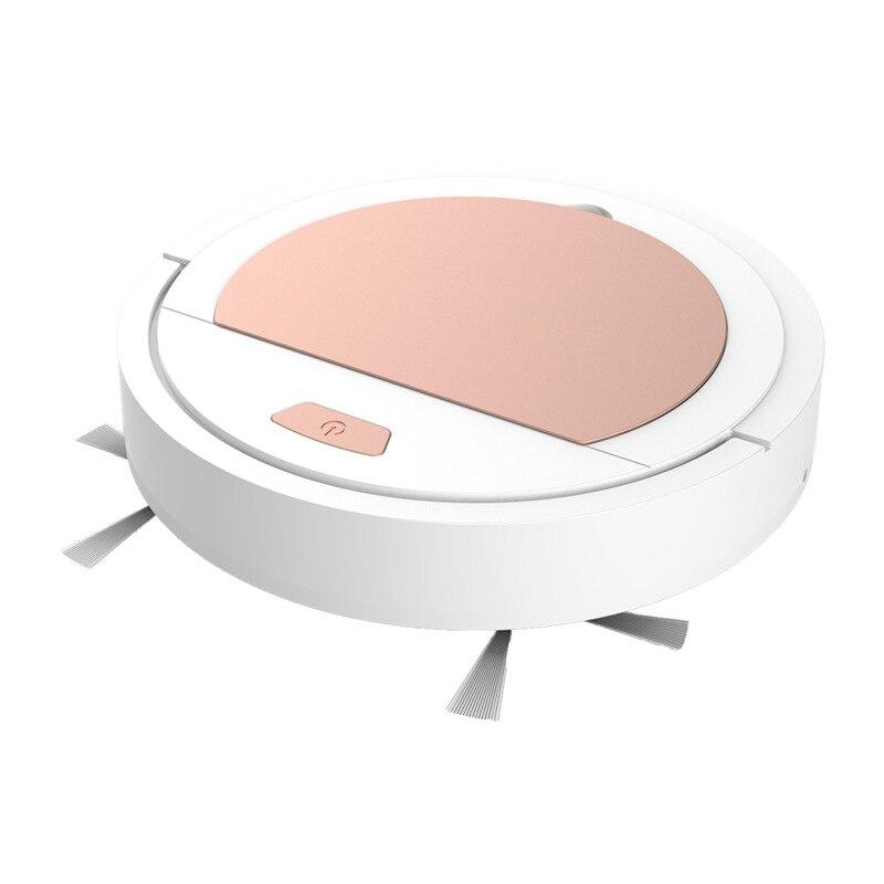 Kbxstart 3 en 1 1800Pa aspirateur Robot USB Charge intelligente balayage de sol Robot balayeuse aspirateur