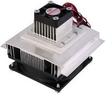 Термоэлектрическая охлаждающая система Пельтье охлаждающий вентилятор