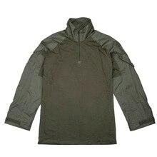 Combat-Shirt TMC Ranger Green Army Ver. NYCO Long-Sleeve RG G3 SKU051041