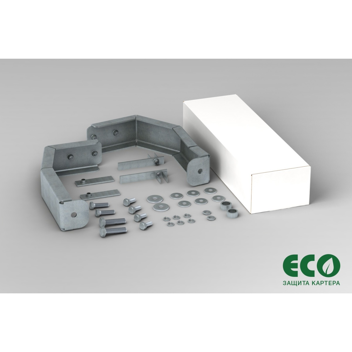 Fasteners ZK eco fit for VW Polo ...