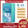 Original Oneplus 8T 8 T 5G SmartPhone 120Hz Fluid AMOLED Display Snapdragon 865 65W Warp Charge One plus 8T Mobile Phone 1