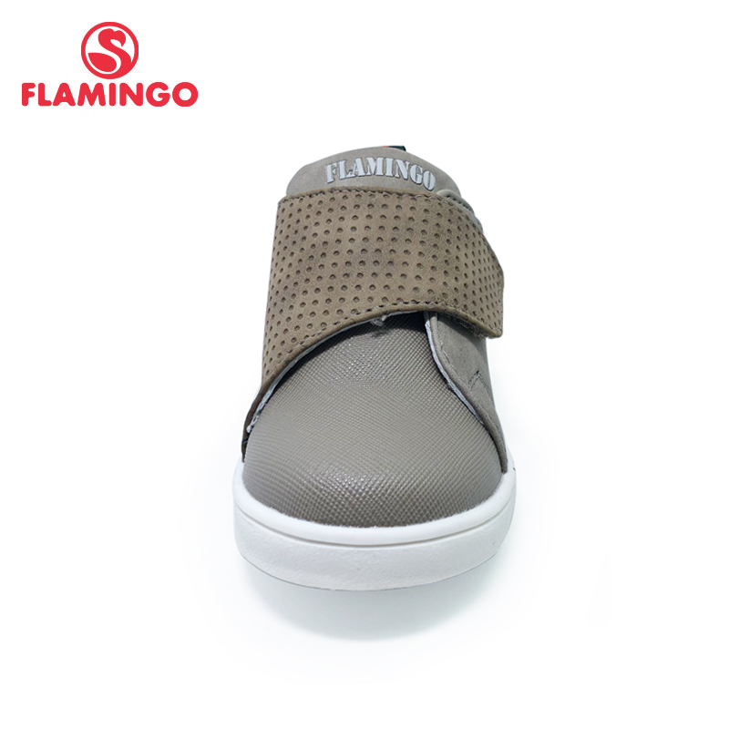 FLAMINGO 2020 Breathable Hook& Loop Spring& Summer Orthotic Outdoor Casual Shoes for Boy Size 19-24 Free Shipping 201P-SW-1796