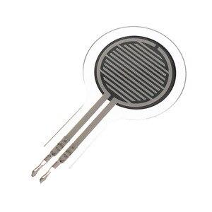 Image 1 - 1/2/10/20/50/10/150 kg sensor de pressão de filme IMS C20B sensor de pressão resistiva fsr uso para palmilha sola robótica