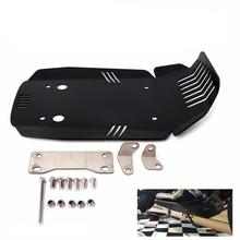 Motorcycle Modified Engine Guard Chassis Protective Shield Cover for BWM R NINE T R9T 13-18 Accessories Skid Plate