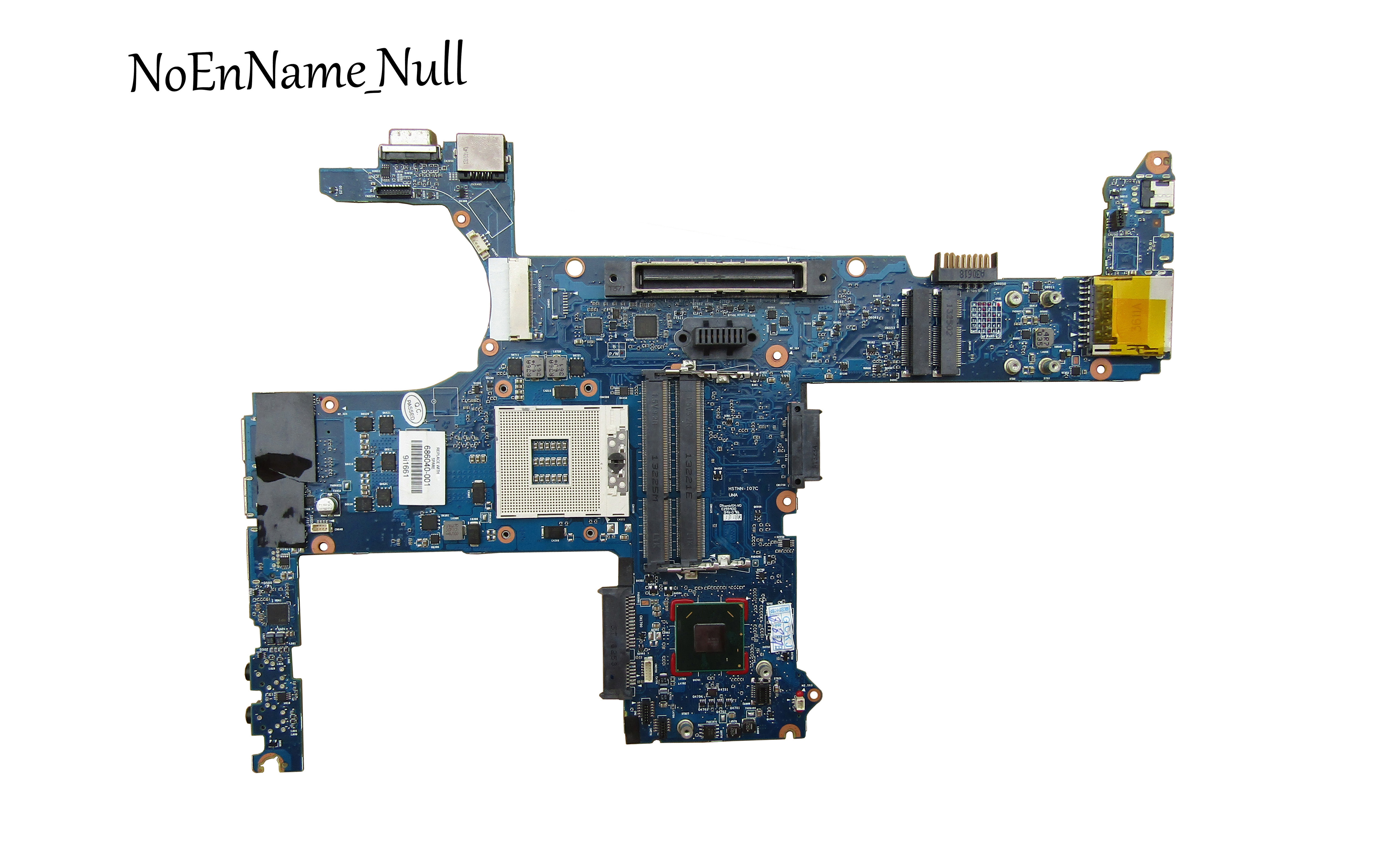 Original Laptop Motherboard 686040-001 For HP Promo Probook 8470P 686040-501 Motherboard Notebook PC Mainboard 100% Tested