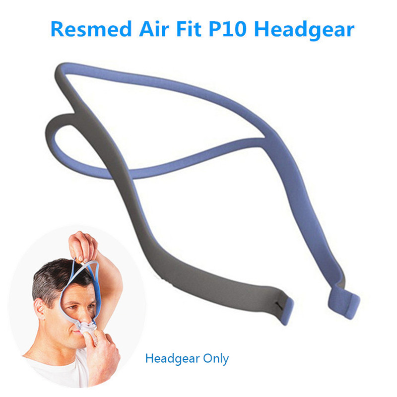 1Pcs Headgear Full Mask Replacement Part CPAP Head Band For DreamWear Nasal Mask/Air Fit P10 Nasal Mask NEW