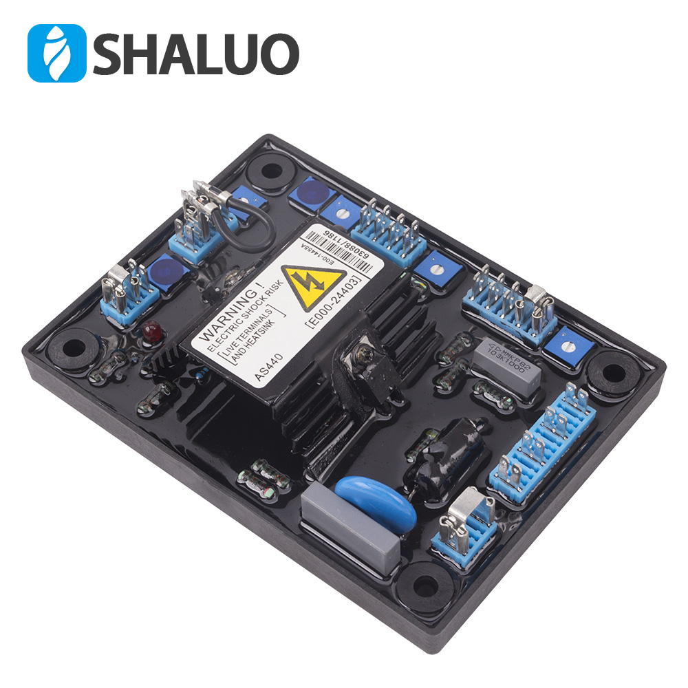 New AVR AS440 Automatic Voltage Regulator Module Fits Stamford Generator Genset