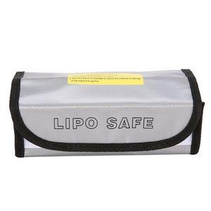 Ognioodporne bateria LiPo torba LiPo osłona zabezpieczająca etui z funkcją ładowania torba worek etui ognioodporna przeciwwybuchowa dla Model RC Drone samochodu