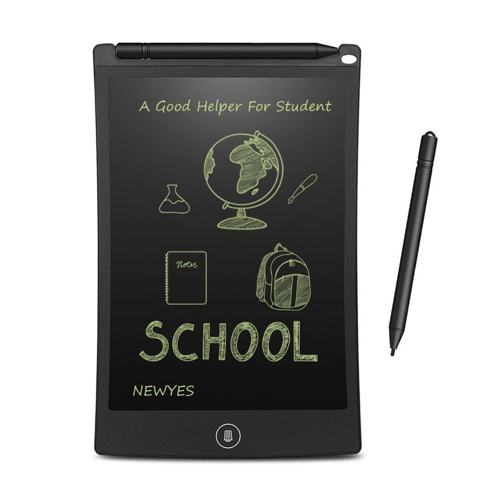 8.5 Inch Portable Smart LCD Writing Tablet Electronic Drawing Board Graphics Handwriting Board Tablet Accessories Kids Tablet