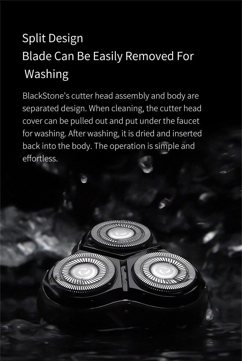 Xiaomi ENCHEN Blackstone Electric Shaver 6