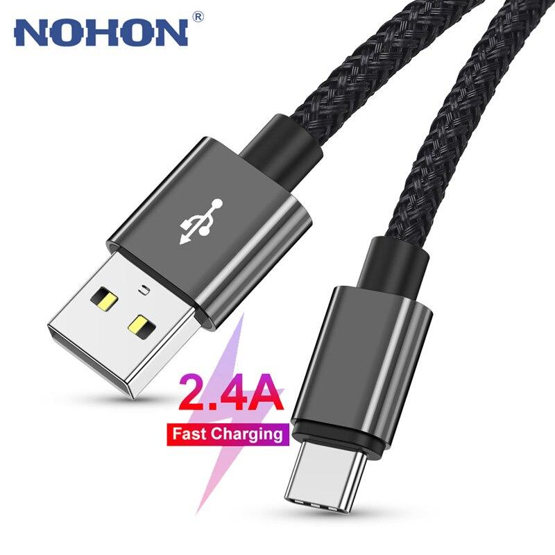 USB-кабель для быстрой зарядки, 20 см, 1 м, 2 м, 3 м