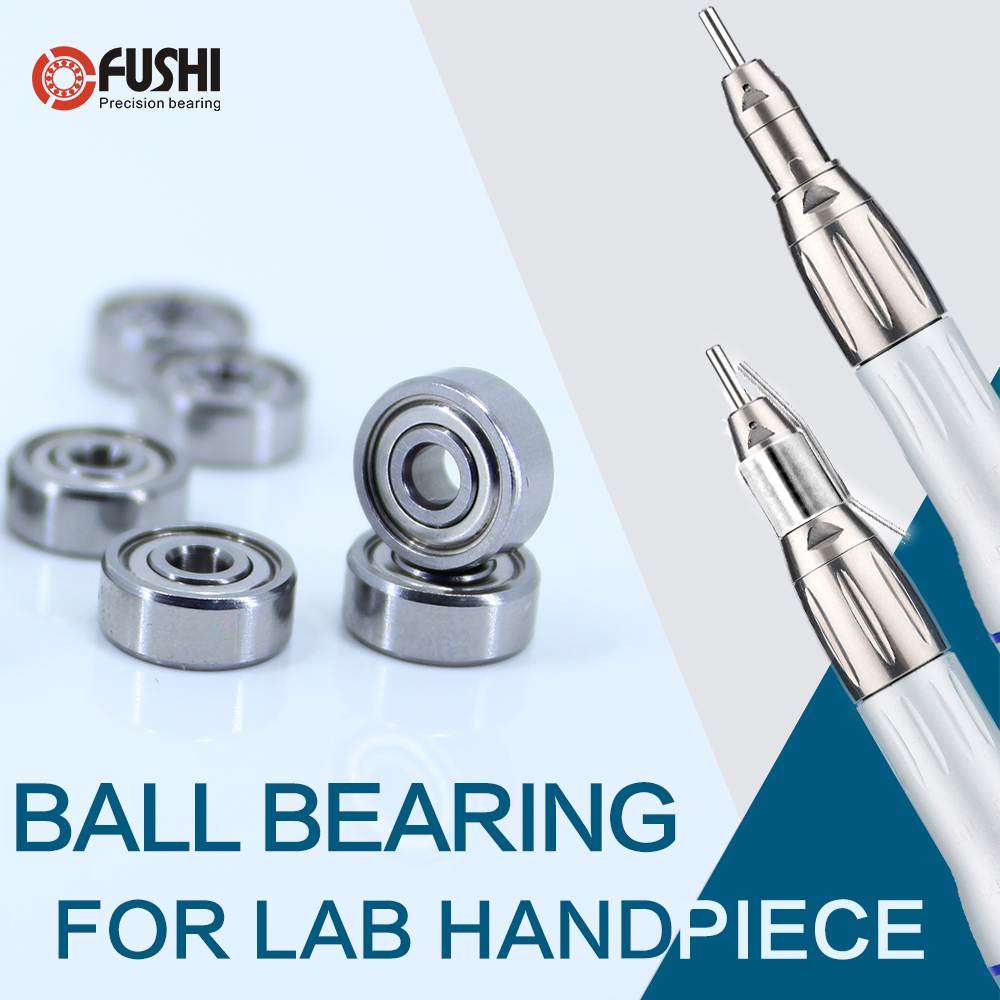 623ZZ Handle Bearings 3x10x4 mm For Strong Drill Brush Handpiece MR623 ZZ Nail Ball Bearing
