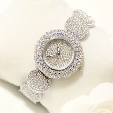 Luxury Women Watches Diamond Montre Famous Elegant Bracelet