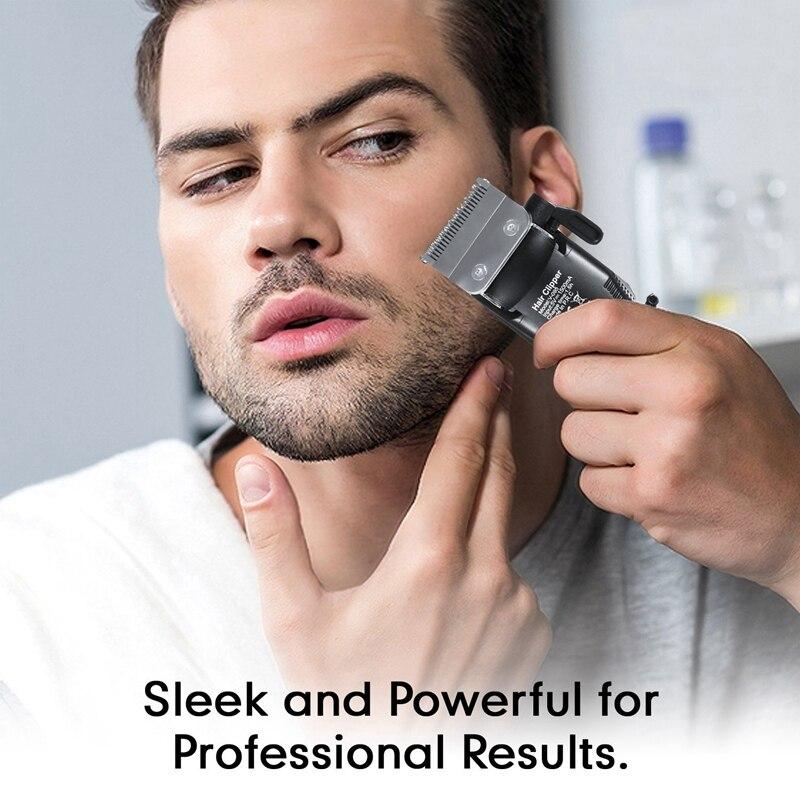 aparador de corte de cabelo clipper barba